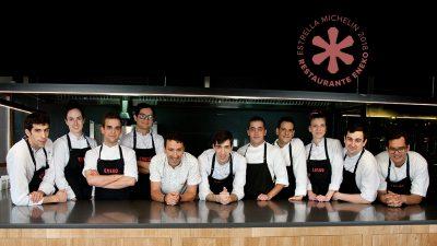 A Michelin star for the new ENEKO restaurant by Eneko Atxa