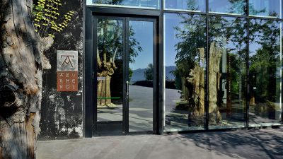 Azurmendi wins the most sustainable restaurant award by The World's 50 Best Restaurants