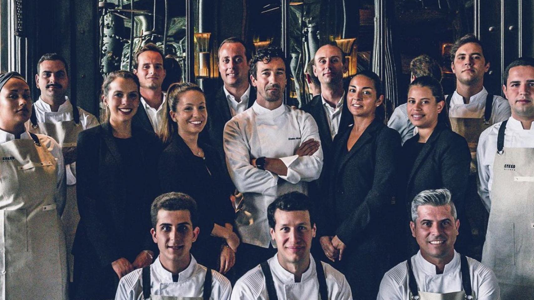 El restaurante ENEKO Lisboa obtiene una estrella Michelin